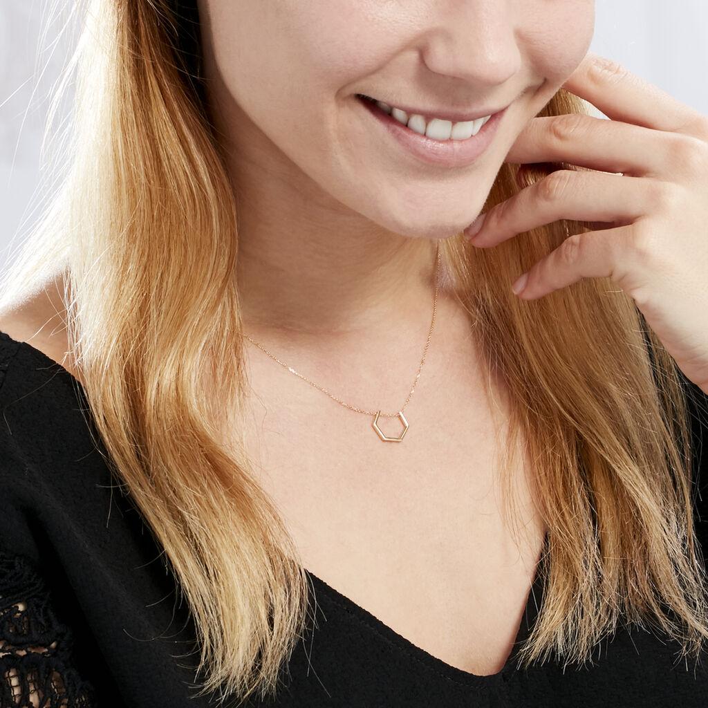 Collier Anessa Or Jaune - Bijoux Femme | Histoire d'Or
