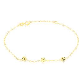 Bracelet Melie Or Jaune - Bijoux Femme | Histoire d'Or