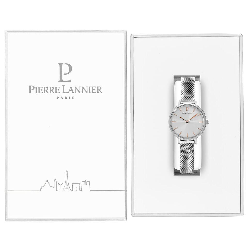 Montre Pierre Lannier Nova Argent - Montres classiques Femme   Histoire d'Or