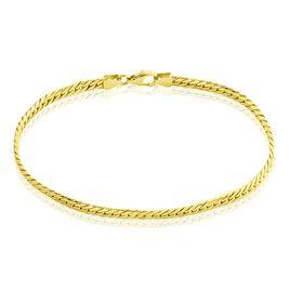 Bracelet Loup Or Jaune - Bracelets chaîne Femme | Histoire d'Or