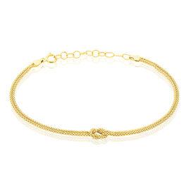 Bracelet Assil Or Jaune - Bijoux Femme | Histoire d'Or