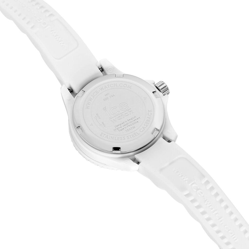 Montre Ice Watch Mini Blanc - Montres sport Enfant   Histoire d'Or