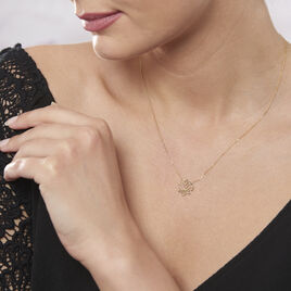 Collier Nevia Or Jaune - Bijoux Femme | Histoire d'Or