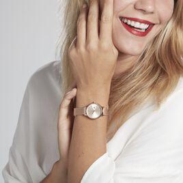 Montre Lacoste Moon Mini Rose - Montres Femme   Histoire d'Or