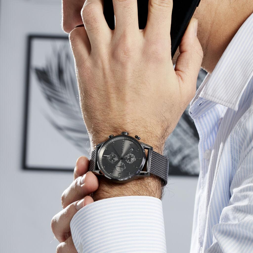 Montre Boss Navigator Gris - Montres tendances Homme | Histoire d'Or