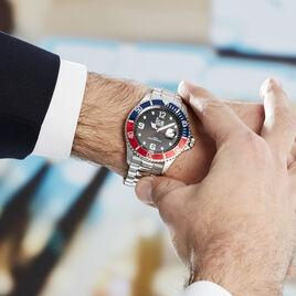 Montre Ice Watch Steel Noir - Montres Homme | Histoire d'Or