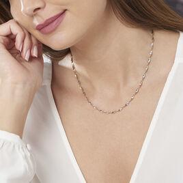 Collier Izar Torsadee Or Bicolore - Bijoux Femme | Histoire d'Or