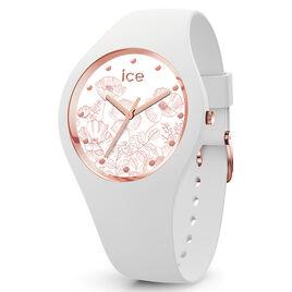 Montre Ice Watch Flower 2 Tons - Montres tendances Femme   Histoire d'Or