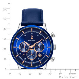 Montre Pierre Lannier Collection Elegance Bleu - Montres tendances Homme   Histoire d'Or