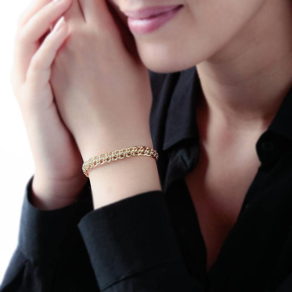 Bracelet Russe Or Jaune - Bracelets chaîne Femme | Histoire d'Or