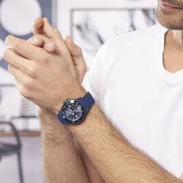 Montre Ice Watch Sixty Nine Bleu - Montres sport Homme | Histoire d'Or