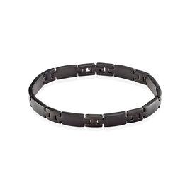 Bracelet Josua Acier Jaune - Bracelets fantaisie Homme   Histoire d'Or