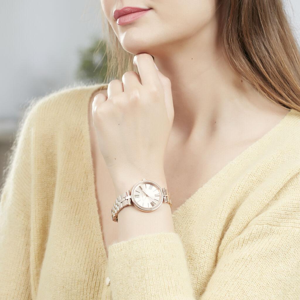 Montre Michael Kors Maci Rose - Montres tendances Femme   Histoire d'Or