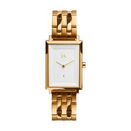 Montre Mvmt Signature Square Blanc - Montres Femme   Histoire d'Or