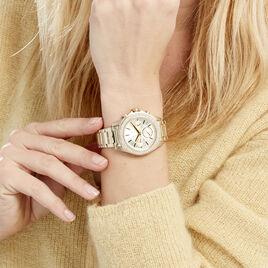 Montre Armani Exchange Ladydrexler Champagne - Montres Femme | Histoire d'Or