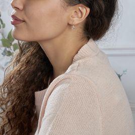 Créoles Grisel Or Jaune  Oxyde - Boucles d'oreilles créoles Femme | Histoire d'Or