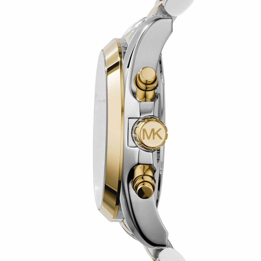 Montre Michael Kors Bradshaw Bleu - Montres tendances Femme | Histoire d'Or