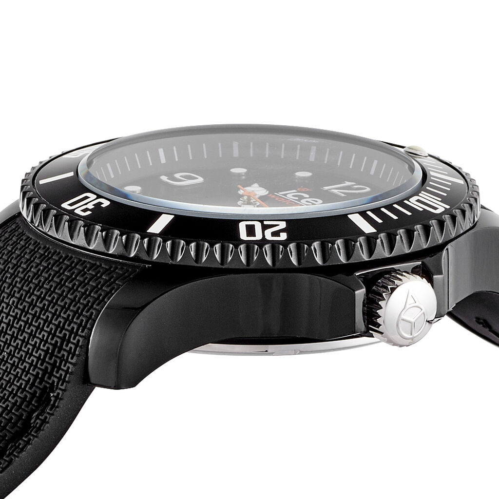 Montre Ice Watch Sixty Nine Noir