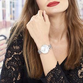 Montre Guess G-luxe Argent - Montres tendances Femme | Histoire d'Or