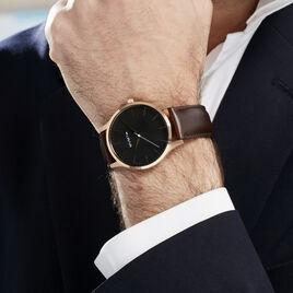 Montre Mvmt 40 Series Noir - Montres classiques Homme | Histoire d'Or