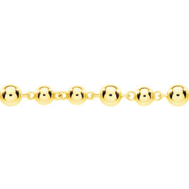 Collier Diona Danilo Maille Boule Or Jaune - Chaines Femme | Histoire d'Or