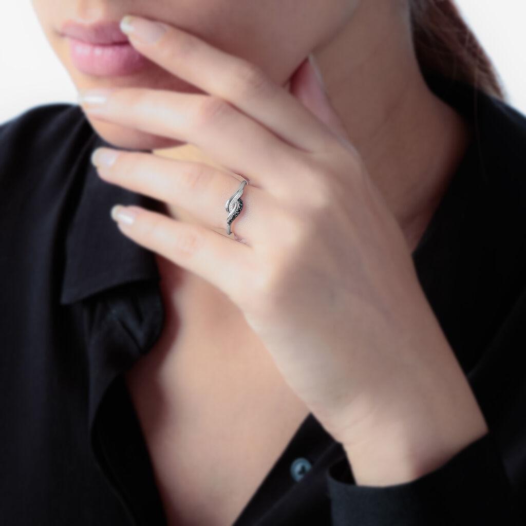 Bague Or Et Diamant - Bagues avec pierre Femme   Histoire d'Or