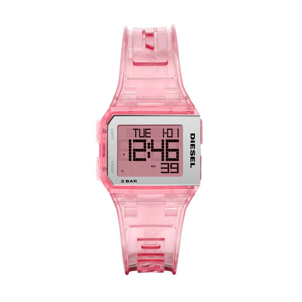 Montre Diesel Chopped Rose