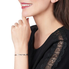 Bracelet Jasmin Tresse 3 Fils Or Tricolore - Bijoux Femme | Histoire d'Or