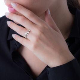 Bague Solitaire Vassilissa Or Blanc Diamant - Bagues solitaires Femme | Histoire d'Or
