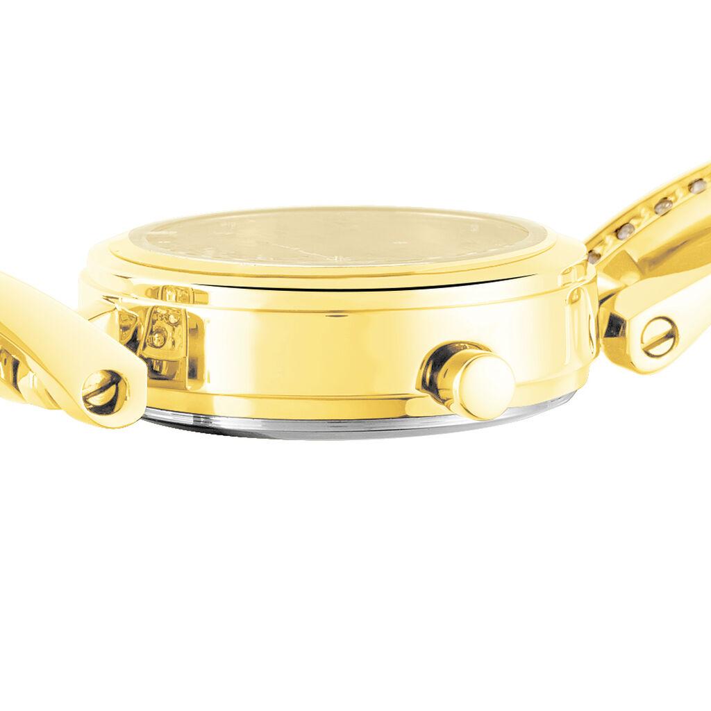 Montre Codhor Anita Champagne - Montres classiques Femme   Histoire d'Or