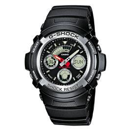Montre Casio G-shock Black & Red Noir - Montres Homme   Histoire d'Or