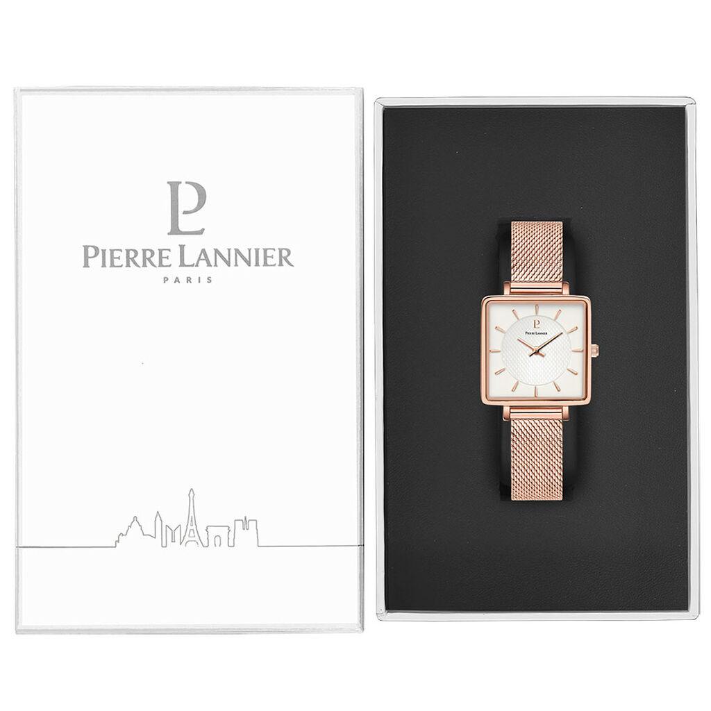 Montre Pierre Lannier Lecare Blanc - Montres tendances Femme   Histoire d'Or