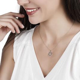 Collier Dorotea Or Jaune Diamant - Bijoux Femme   Histoire d'Or