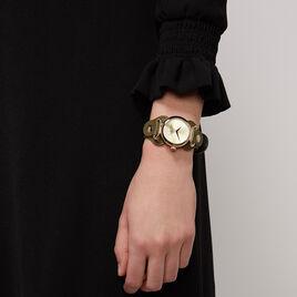 Montre Marc Jacobs Abigaelle Champagne - Montres tendances Femme | Histoire d'Or