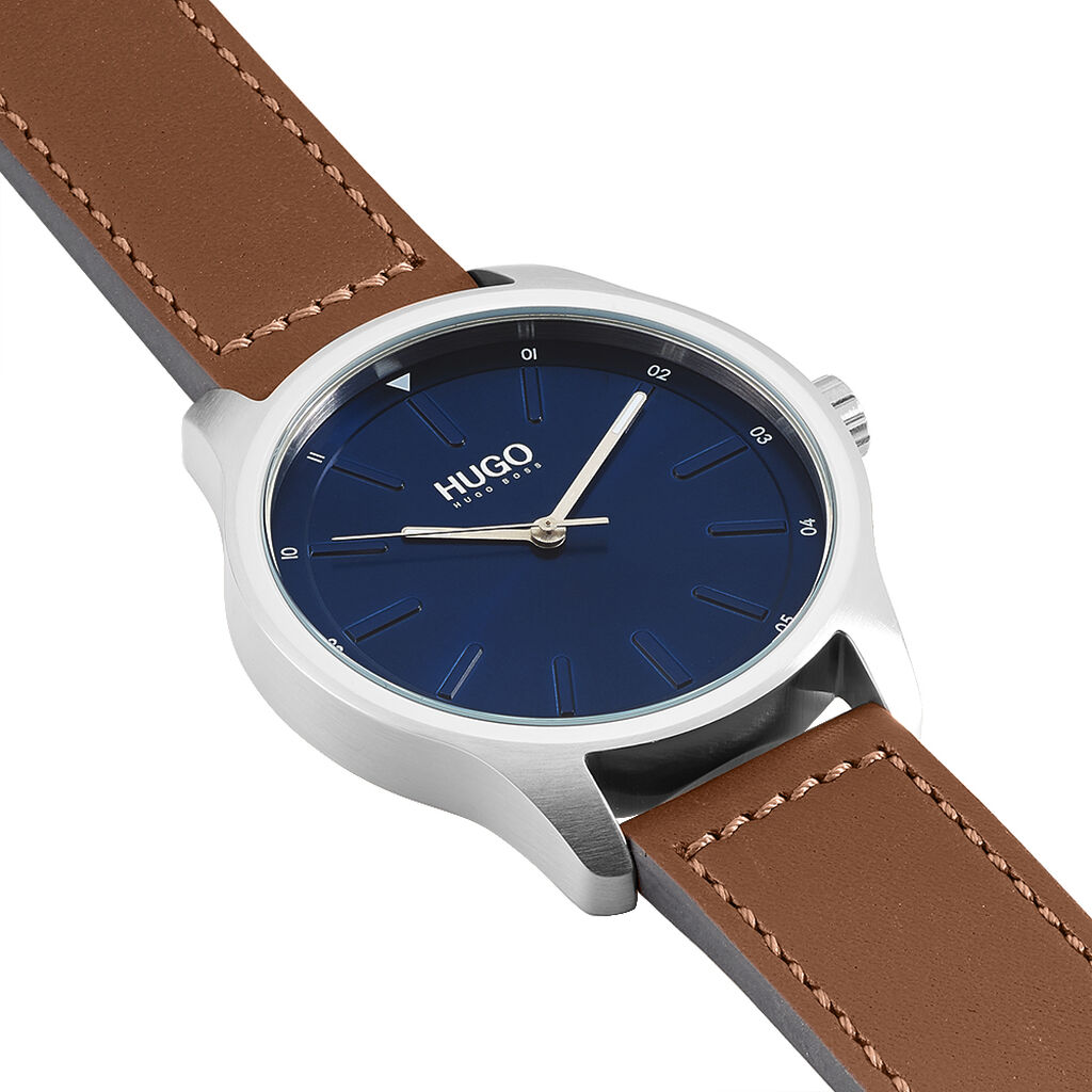 Montre Hugo Casual Bleu