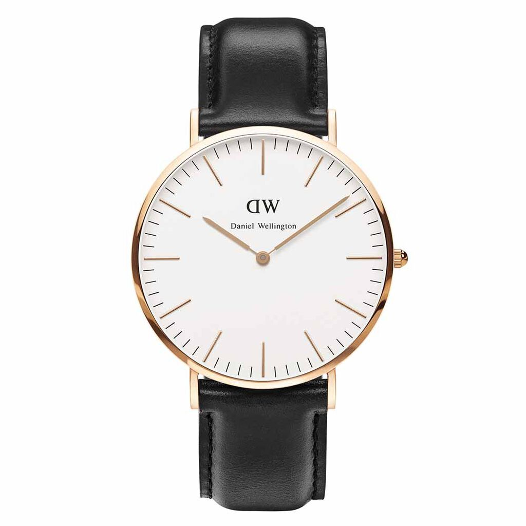 Montre Daniel Wellington Classic Sheffield Blanc