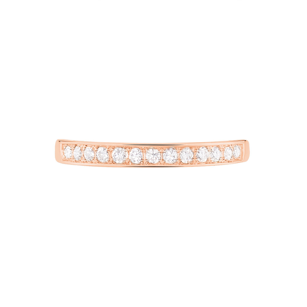 Alliance Collection Juliette Or Rose Diamant