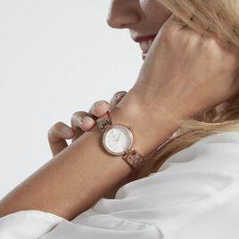 Montre Guess Mini Luxe Blanc - Montres Femme   Histoire d'Or