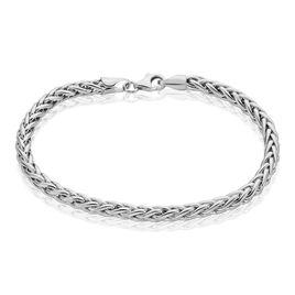 Bracelet Or Blanc - Bracelets chaîne Femme | Histoire d'Or