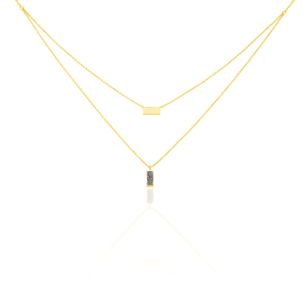 Collier Celtina Or Jaune - Bijoux Femme   Histoire d'Or