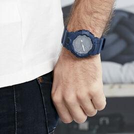 Montre Casio G-shock Trend Bleu - Montres sport Homme   Histoire d'Or
