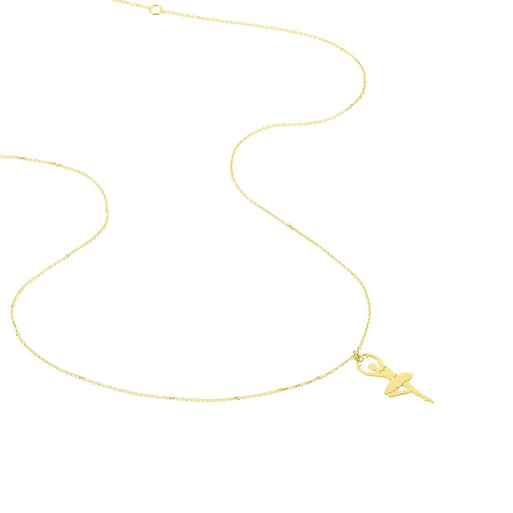 Collier Maevane Or Jaune - Ras de cou Femme | Histoire d'Or