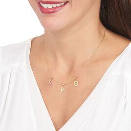 Charms Erwana Or Jaune - Charms Femme   Histoire d'Or