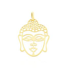Pendentif Fazzia Bouddha Or Jaune - Pendentifs Femme | Histoire d'Or