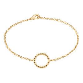 Bracelet Abigael Plaque Or Jaune - Bracelets fantaisie Femme | Histoire d'Or