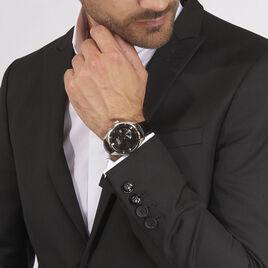 Montre Seiko Classique Kinetic Noir - Montres classiques Homme | Histoire d'Or