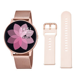 Coffret De Montre Lotus Smart Watch Noir - Montres Femme   Histoire d'Or