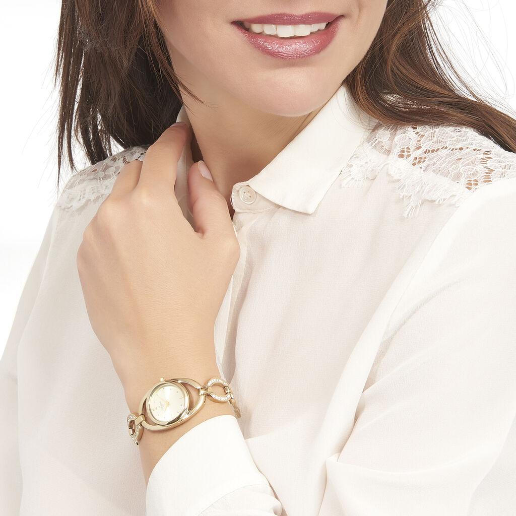 Montre Codhor Berne Champagne - Montres classiques Femme   Histoire d'Or