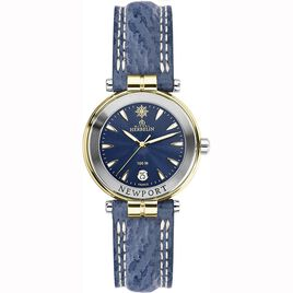 Montre Michel Herbelin Newport Bleu - Montres classiques Femme | Histoire d'Or