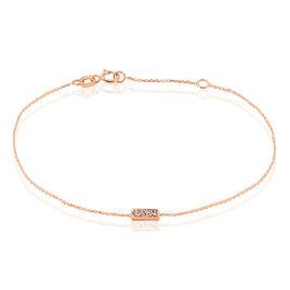 Bracelet Celtina Or Rose - Bijoux Femme | Histoire d'Or